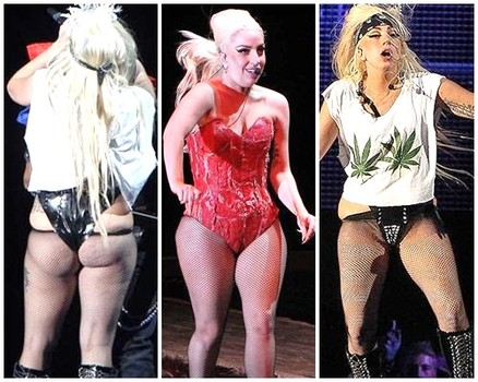 Lady Gaga Flaunts 30 Pound Weight Loss: Before and After ...
