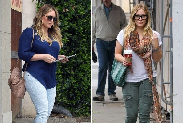 Hilary Duff Weight Loss: Before and After