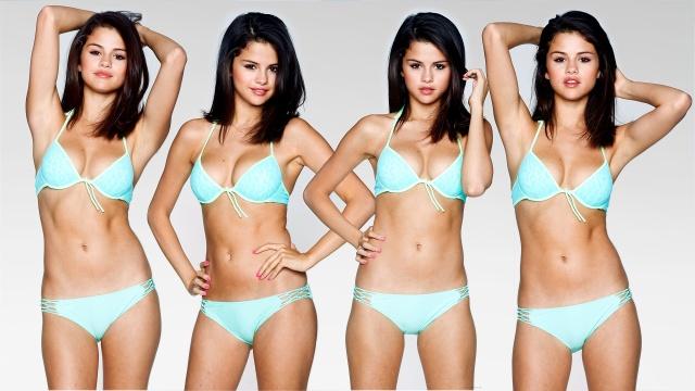 Selena Gomez Bikini Body