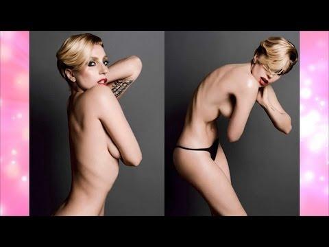 Lady Gaga's dramatic weight loss