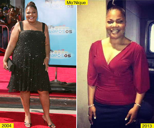 Mo'Nique's Weight Loss