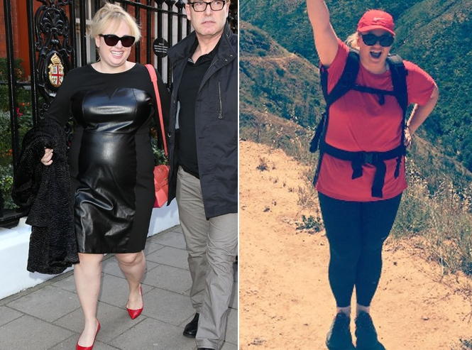 Rebel Wilson Shows OFf Weight Loss On Instagram