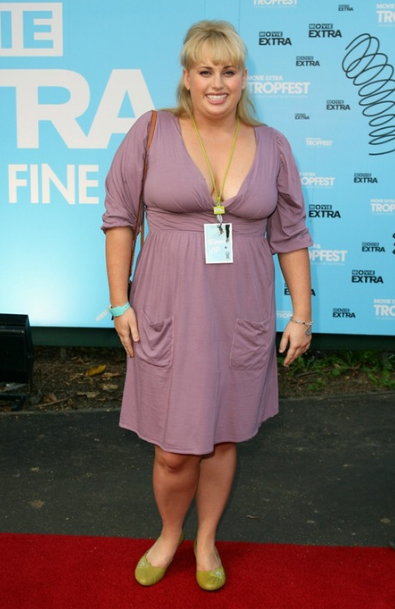 The Diet That Made Rebel Wilson Skinny- How Rebel Lost ...