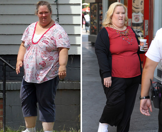 Mama June's Weight Loss Transformation