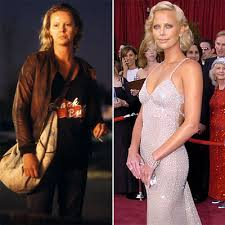 Charlize Theron weight changes