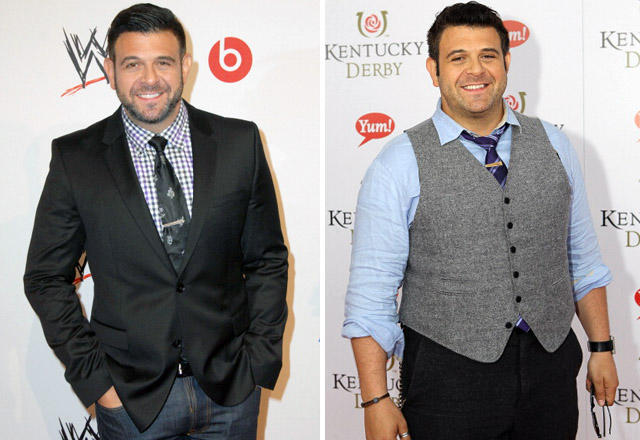 Food's Adam Richman Loses 60 Pound