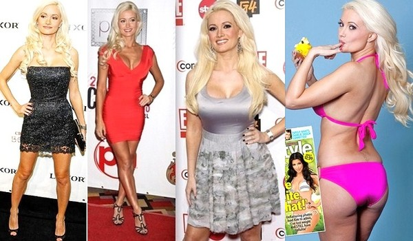 Holly Madison: I was told to lose weight