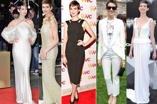 Anne Hathaway on 25-pound weight loss