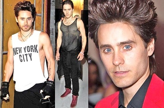 Jared Leto Story