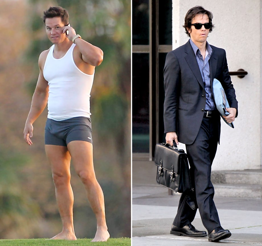 Mark Wahlberg dropped 60 pounds for his role in The Gambler.