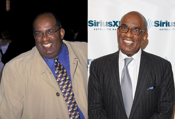 How Al Roker Lost 135 Pounds