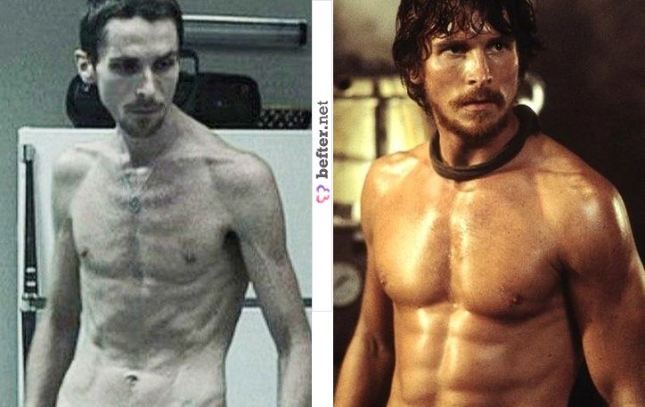 What Happened To Christian Bale On The Set Of The Machinist? - PK ...