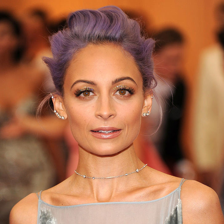 Pictures-Nicole-Richie-Hair-Makeup-2014-Met-Gala