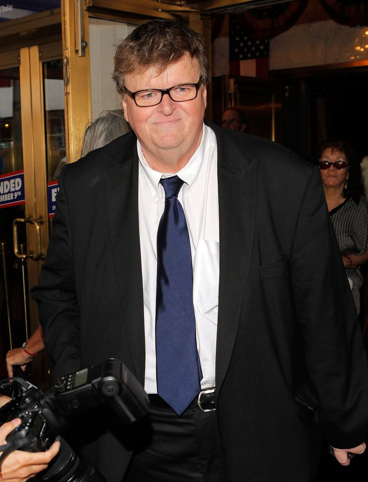 Michael Moore And His Normal Weight