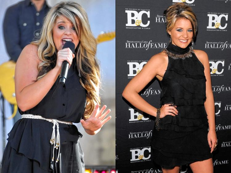 Lauren Alaina changed her diet and workout routine