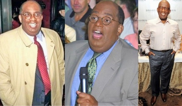Al Roker weighs 175 pound