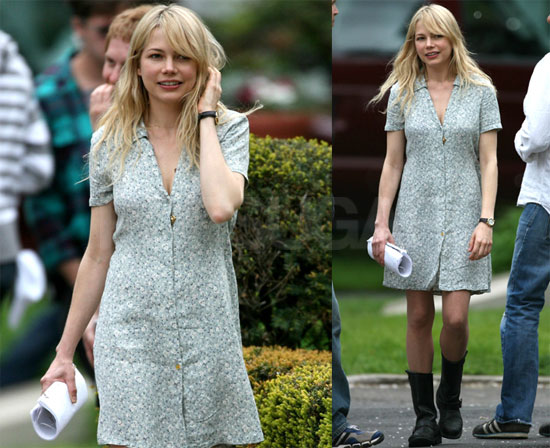 Michelle Williams Weight Transormations