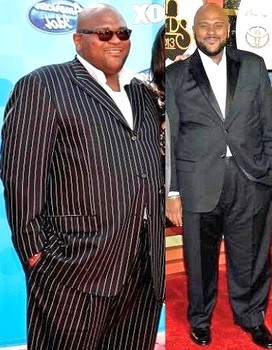 2014 Ruben Studdard Weight Loss