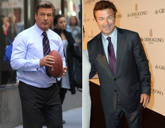 Alec Baldwin 2012 weight loss