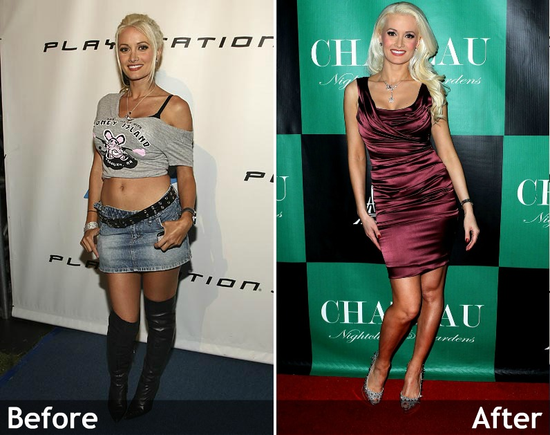 Holly Madison Reveals Her Diet Secrets