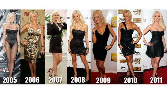 Holly Madison Full Weight Loss Story