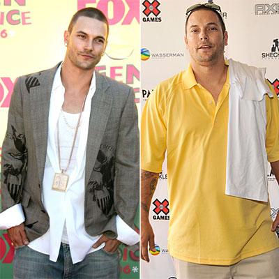 Kevin Federline Weight Loss Look
