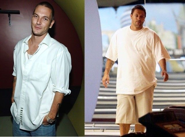 Kevin Federline Weight Gross