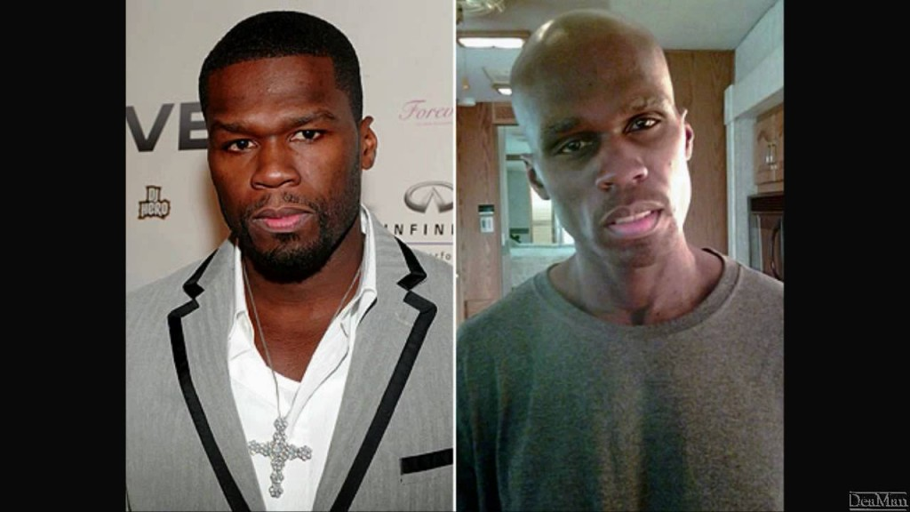 50 Cent before and after weight loss
