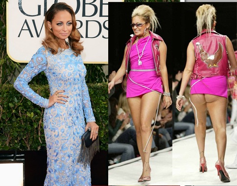 Nicole Richie Extreme Weight Loss Make Over Pk Baseline