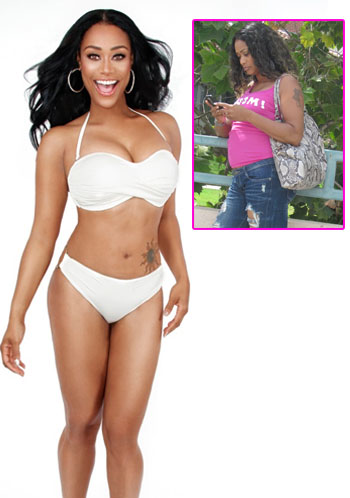 Tami Roman Reveals Her Dieting Secret