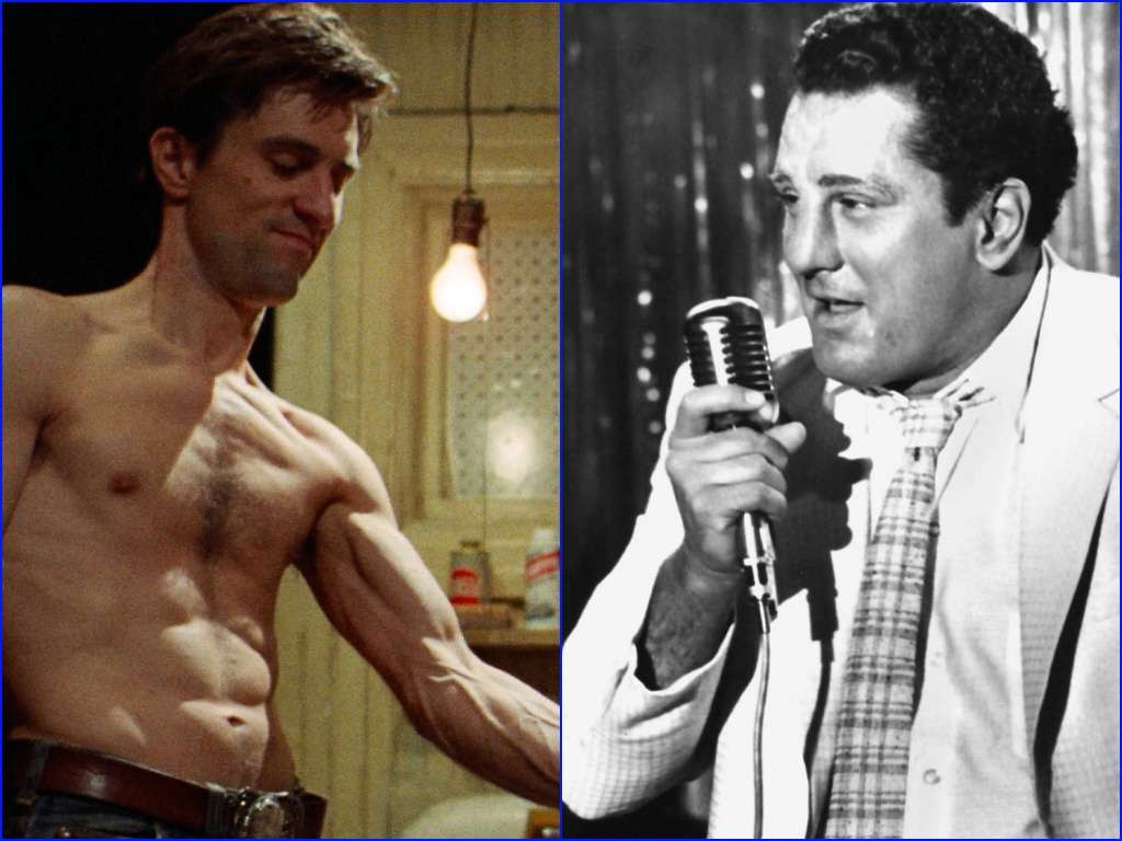 Robert De Niro And His Extreme Weight Loss - PK Baseline