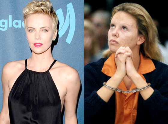 Charlize Theron Weight Gross