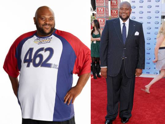 Ruben Studdard Biggest Loser News One