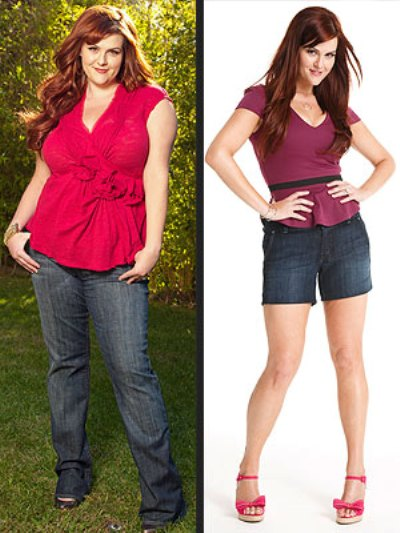 Sara Rue's Body Transformation: 'I Lost 50 Pounds!' - PK ...
