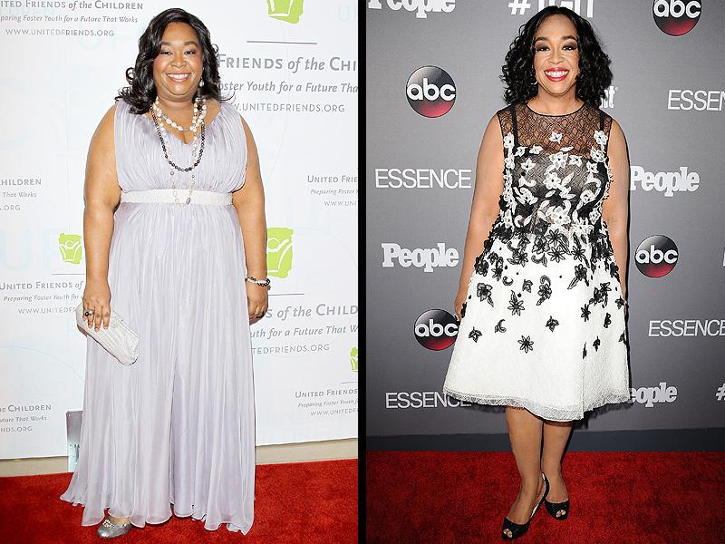 Shonda Rhimes on Her Impressive Weight Loss