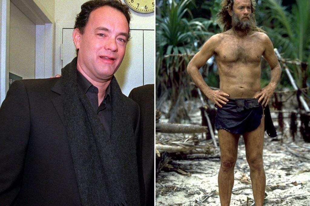 Tom Hanks weight loss