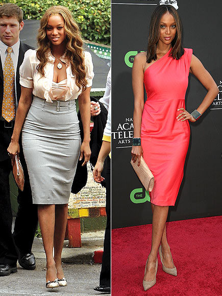 Tyra Banks Opens Up About Body And Weight Battles