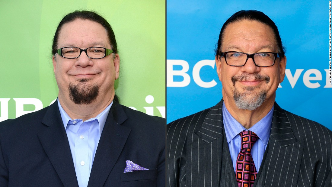 Penn Jillette Lost 100 Pounds Eating These 2 Things - PK ...