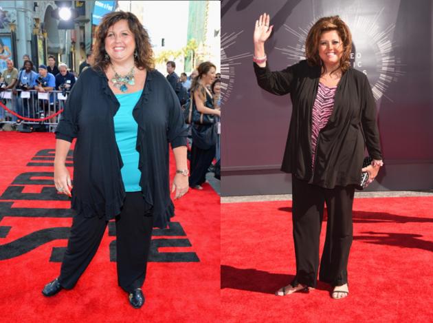 Abby Lee Miller Weight Loss Success