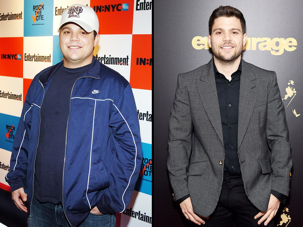 Find Out How Entourage Star Jerry Ferrara Lost 50 Lbs!
