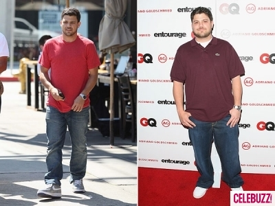 Jerry Ferrara Before and After