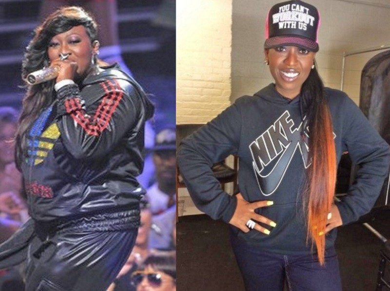 Missy Elliott's 30 pound weight loss