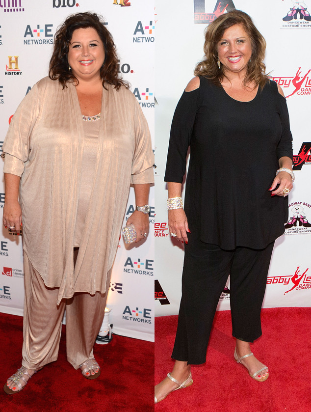 Abby Lee Miller Transformation