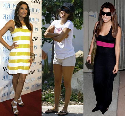 Eva Longoria Weight Loss