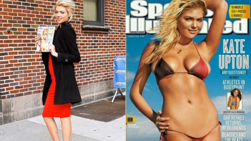 Victoria's Secret Says Kate Upton To Lose Weight
