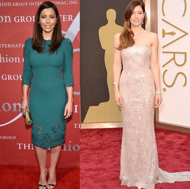 Jessica Biel Weight Loss