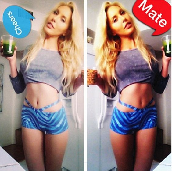 Chloe Diet Secrets