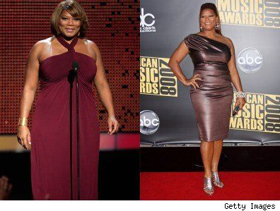 "Queen Latifah used to say about her appearance: ""I was huge"""