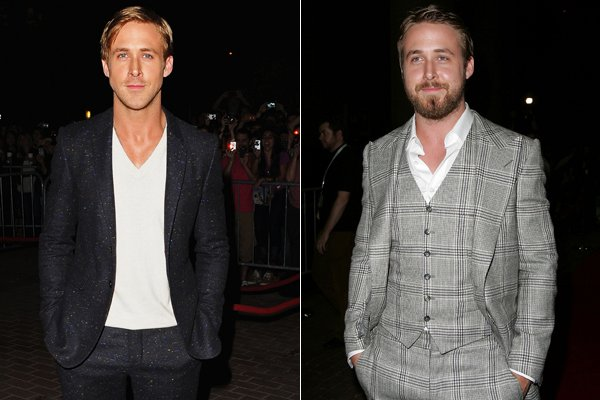 Ryan Gosling - Weight gain for a movie
