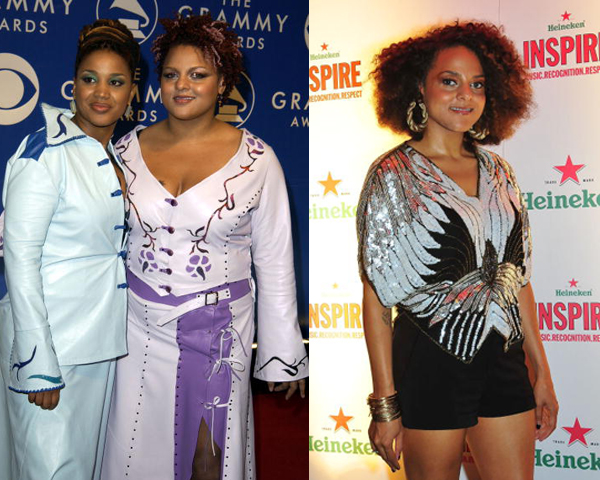 Marsha Ambrosius weight loss before and after image